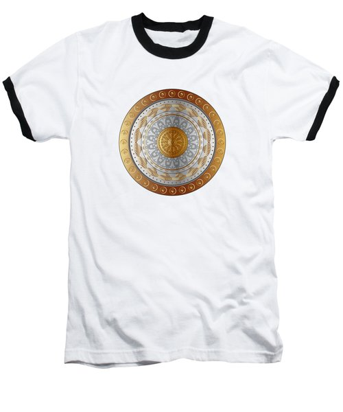 Circumplexical No 3528 Baseball T-Shirt
