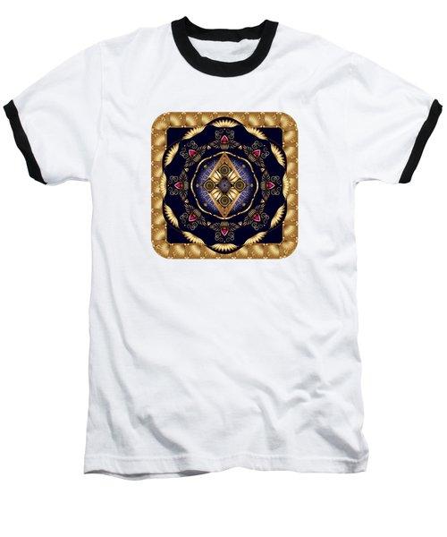 Circumplexical No 3584 Baseball T-Shirt