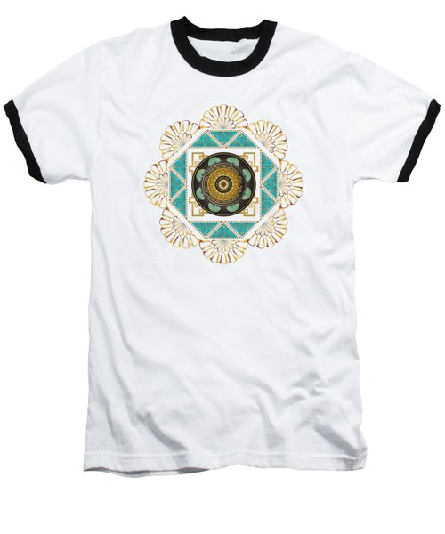 Circumplexical No 3606 Baseball T-Shirt