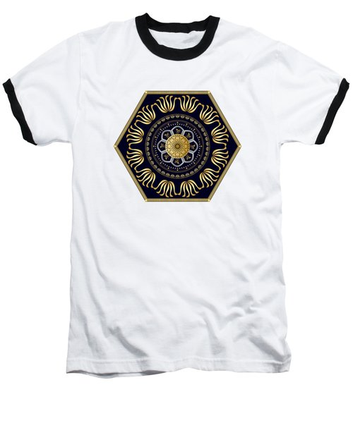 Circumplexical No 3608 Baseball T-Shirt