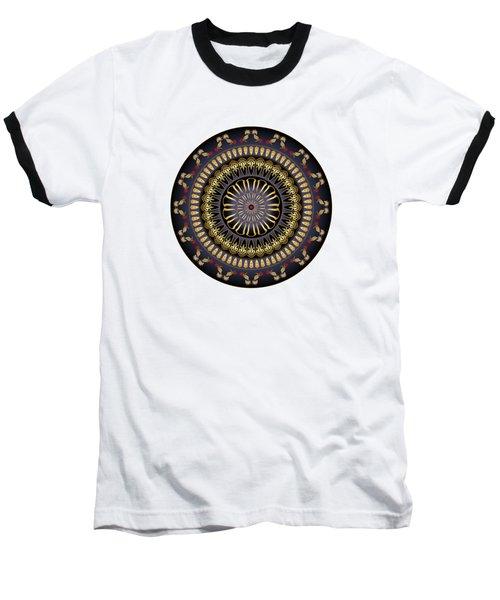Circumplexical No 3620 Baseball T-Shirt