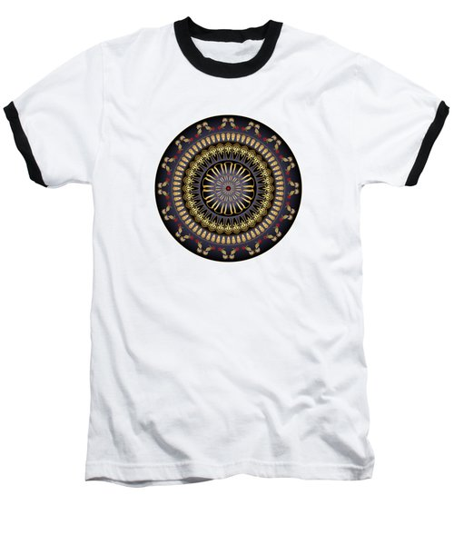 Circumplexical No 3620 Baseball T-Shirt