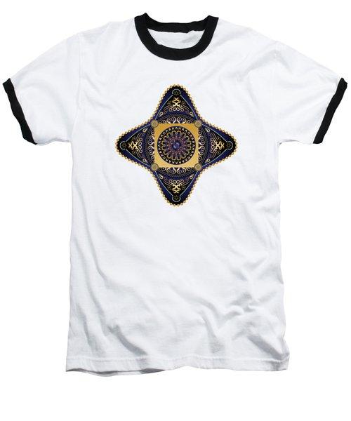 Circumplexical No 3625 Baseball T-Shirt