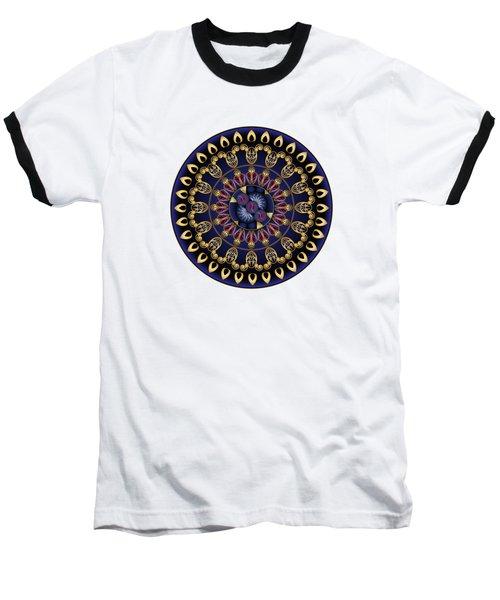 Circumplexical No 3628 Baseball T-Shirt