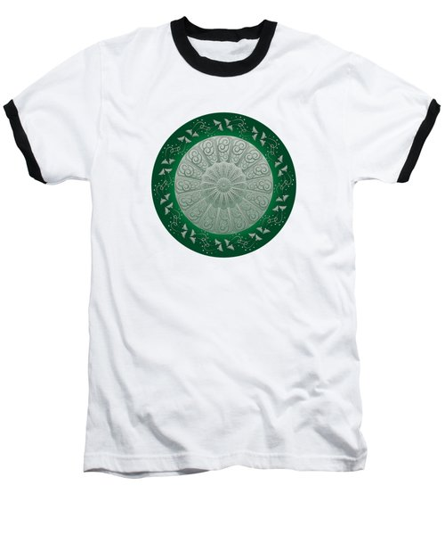 Circumplexical No 3690 Baseball T-Shirt
