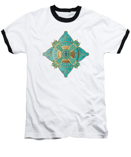 Circumplexical No 3695 Baseball T-Shirt