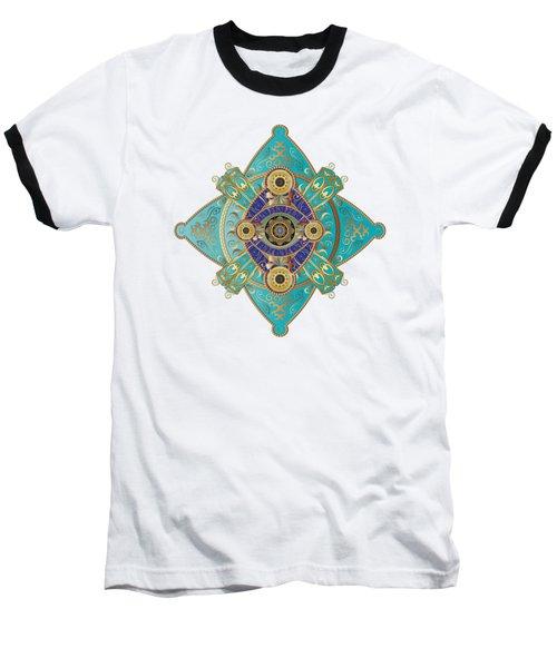 Circumplexical No 3698 Baseball T-Shirt