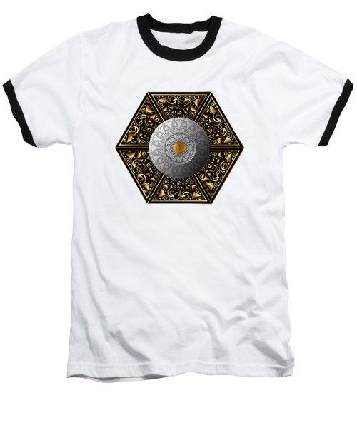 Circumplexical No 3854 Baseball T-Shirt