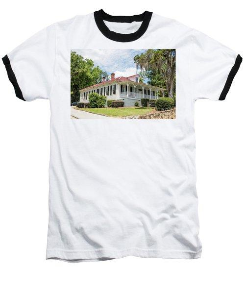 Columbia County Visitors Center - Savannah Rapids Baseball T-Shirt