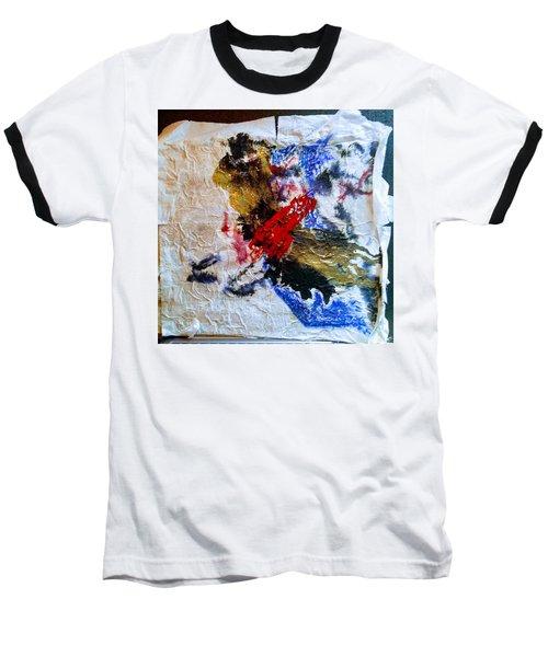 Completion Of The Miasma Baseball T-Shirt