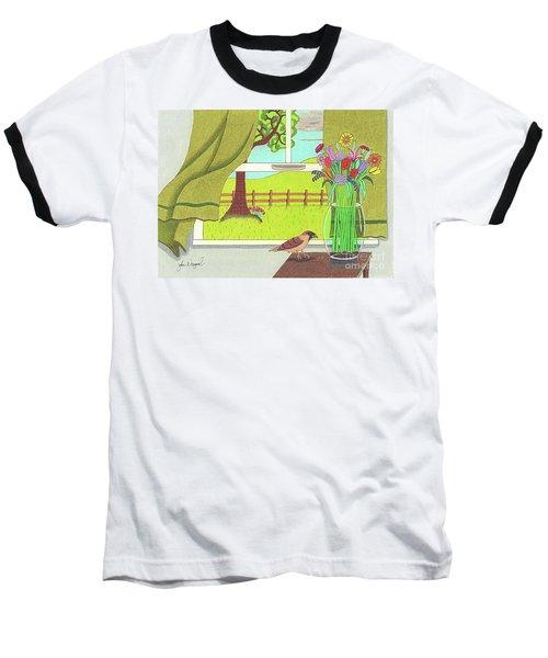 Cool Breeze Baseball T-Shirt