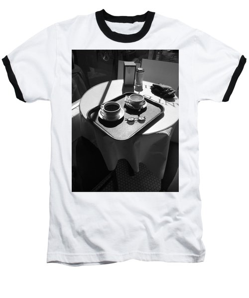 Crescent D'or New Orleans Baseball T-Shirt
