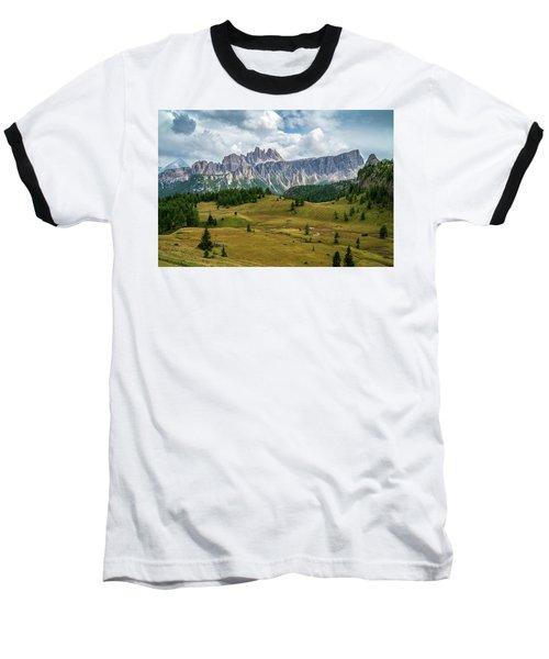Croda Da Lago Baseball T-Shirt