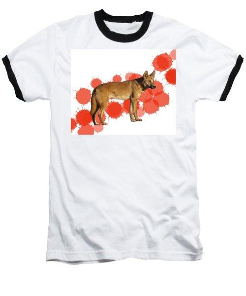D Is For Dingo Baseball T-Shirt