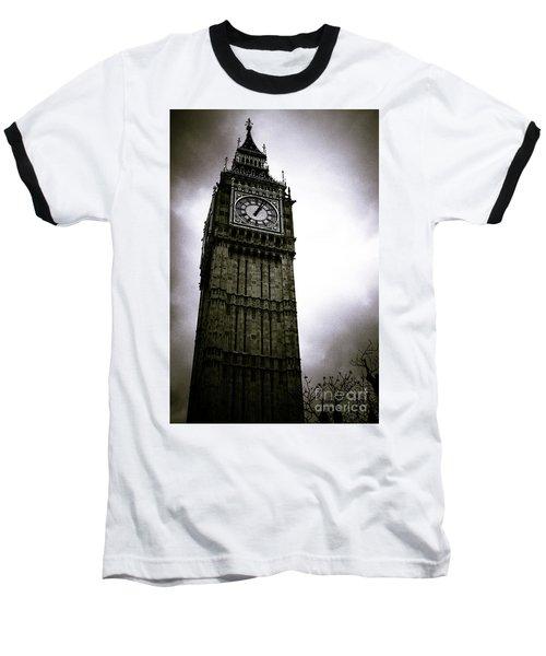 Dark Big Ben Baseball T-Shirt