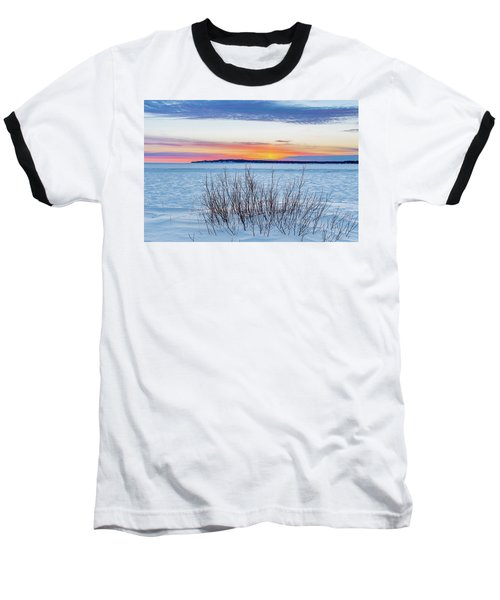 Daybreak Over East Bay Baseball T-Shirt