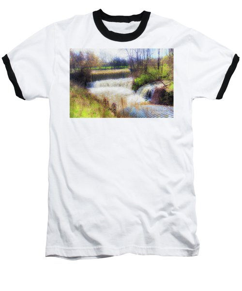 Double Falls Baseball T-Shirt