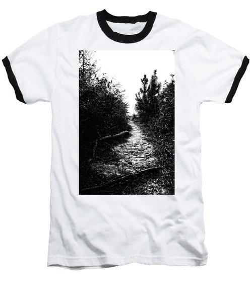 Down The Trail Baseball T-Shirt