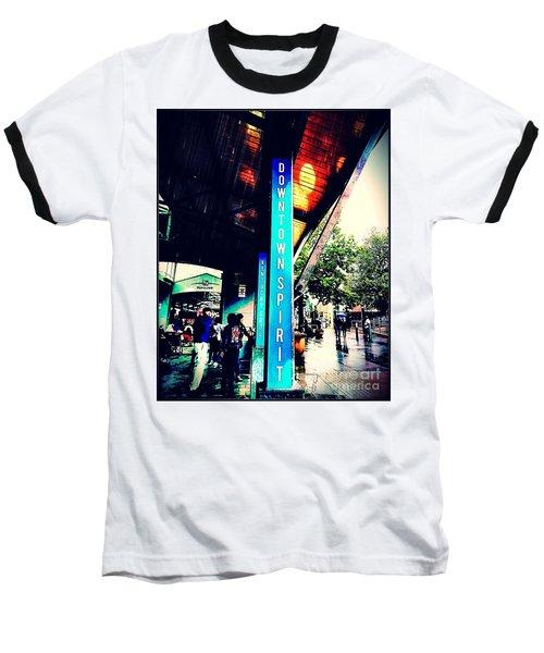 Downtown Spirit, Kentucky Soul Baseball T-Shirt