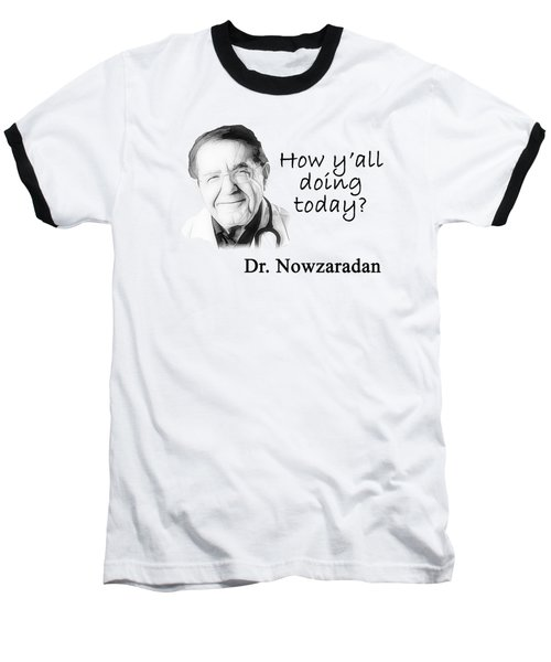 Dr. Now Baseball T-Shirt