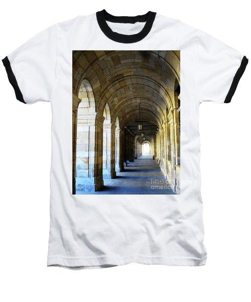 Drawn To The Light Baseball T-Shirt