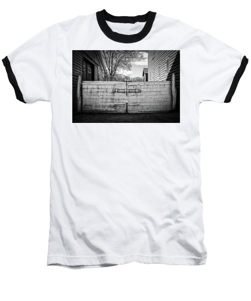 Farm Gate Baseball T-Shirt