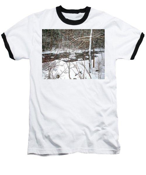 Farmington River - Northern Section Baseball T-Shirt