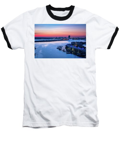 Firstlight Over Clearwater Baseball T-Shirt