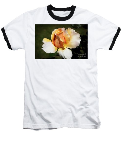 Fragrant Rose Baseball T-Shirt