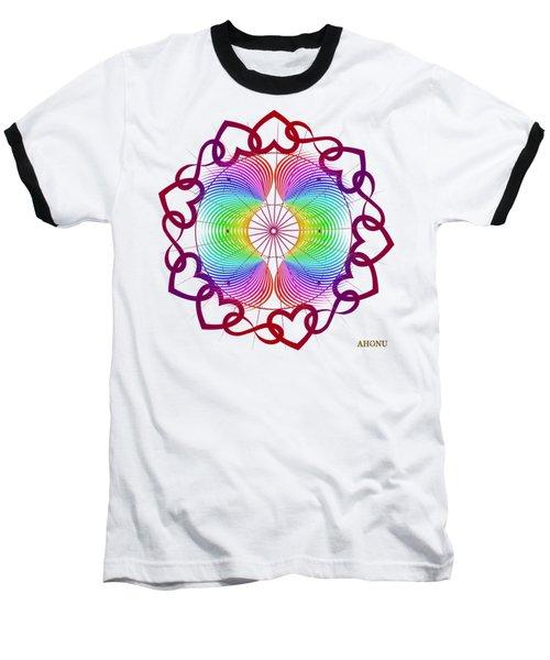 Ga-ze Soul Portrait Baseball T-Shirt