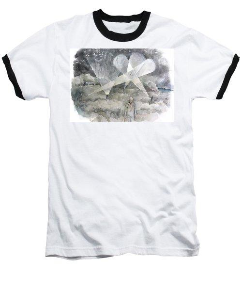 Ghostbusting The New Zealand Storm-petrel Baseball T-Shirt