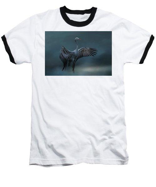 Graceful Dancer Baseball T-Shirt