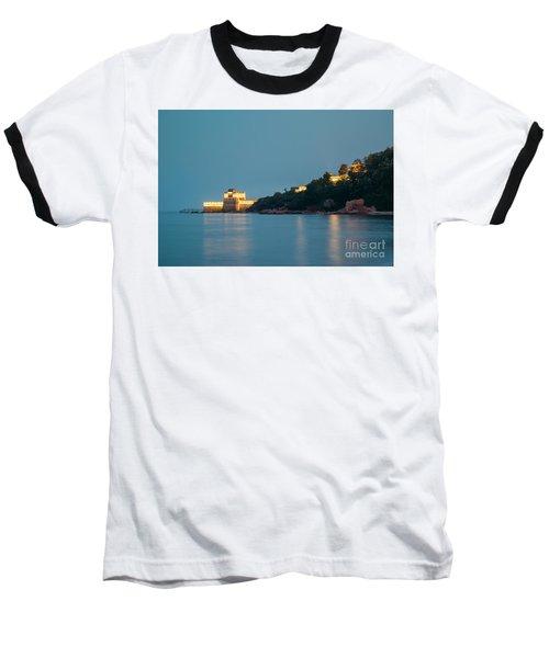 Great Wall At Night Baseball T-Shirt
