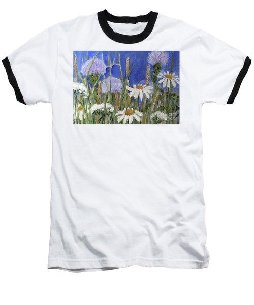 Happy Skies Baseball T-Shirt