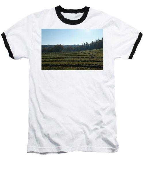 Haymaking Baseball T-Shirt
