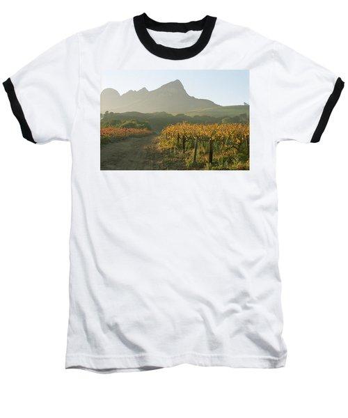Helderburg Vineyard Baseball T-Shirt