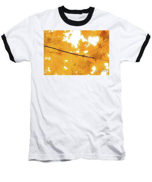 Honey Colored Happiness Baseball T-Shirt