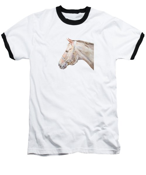 Horse Portrait I Baseball T-Shirt