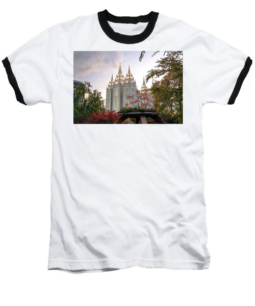 House Of The Lord Baseball T-Shirt