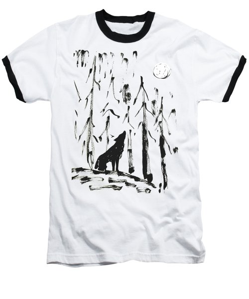 Howl #2 Baseball T-Shirt