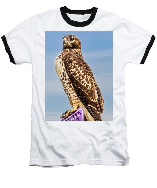 I Am Watching You Baseball T-Shirt