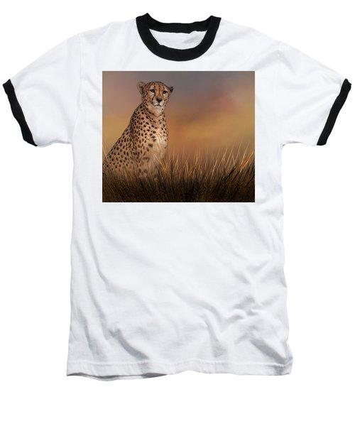 In The Brush Baseball T-Shirt