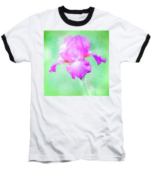 Iris Ready To Fly Baseball T-Shirt
