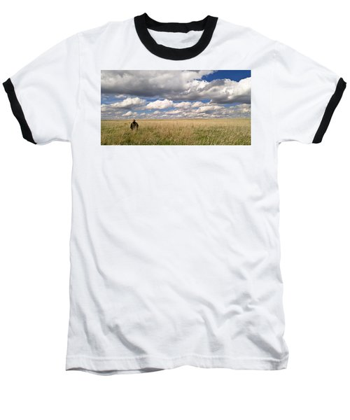 It's Amazing Here Baseball T-Shirt