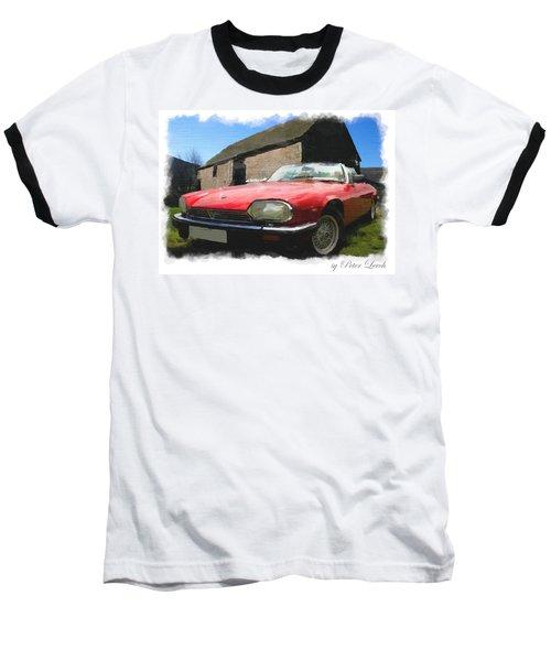 Jaguar Xjs - 1 Baseball T-Shirt