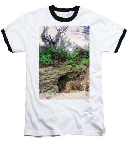 January Day  In The Vekol Wash Baseball T-Shirt