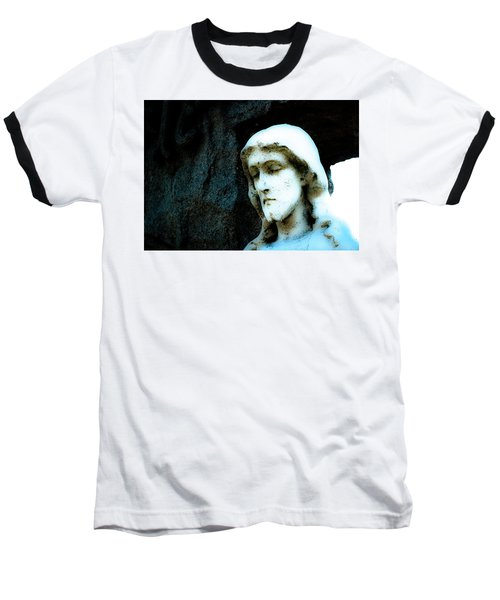 Jesus Baseball T-Shirt