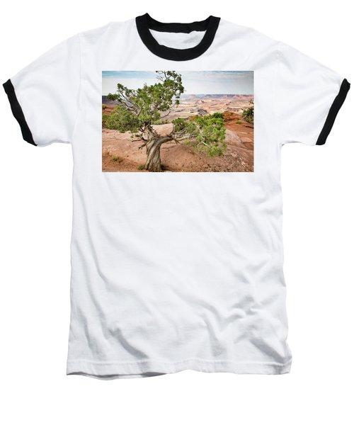 Juniper Over The Canyon Baseball T-Shirt