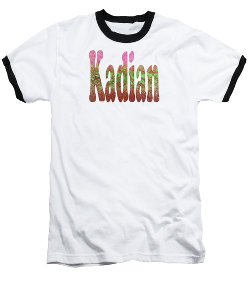 Kadian Baseball T-Shirt