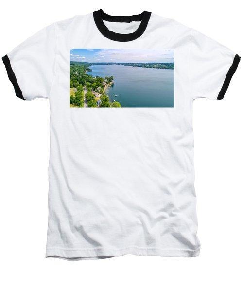 Keuka Views Baseball T-Shirt